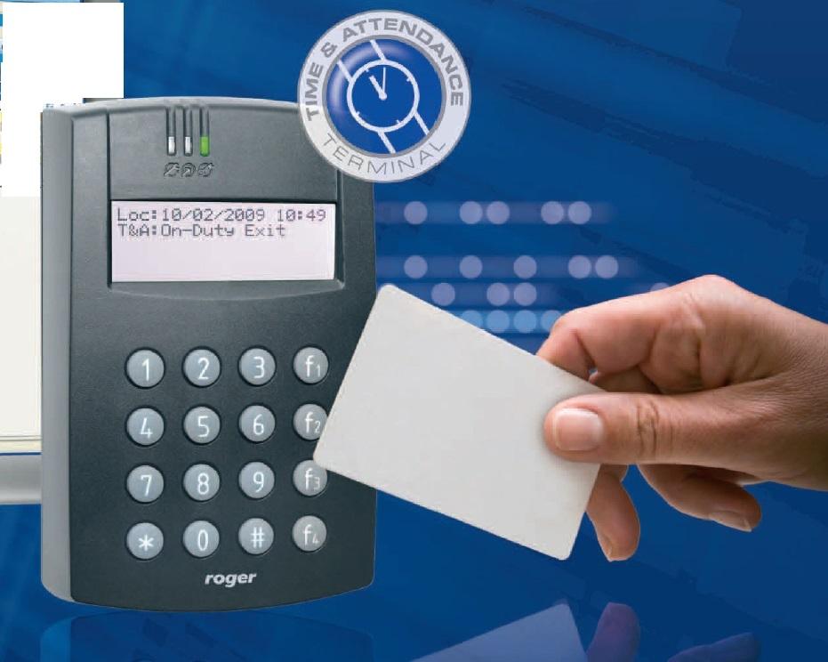 Card access cum time atttendance