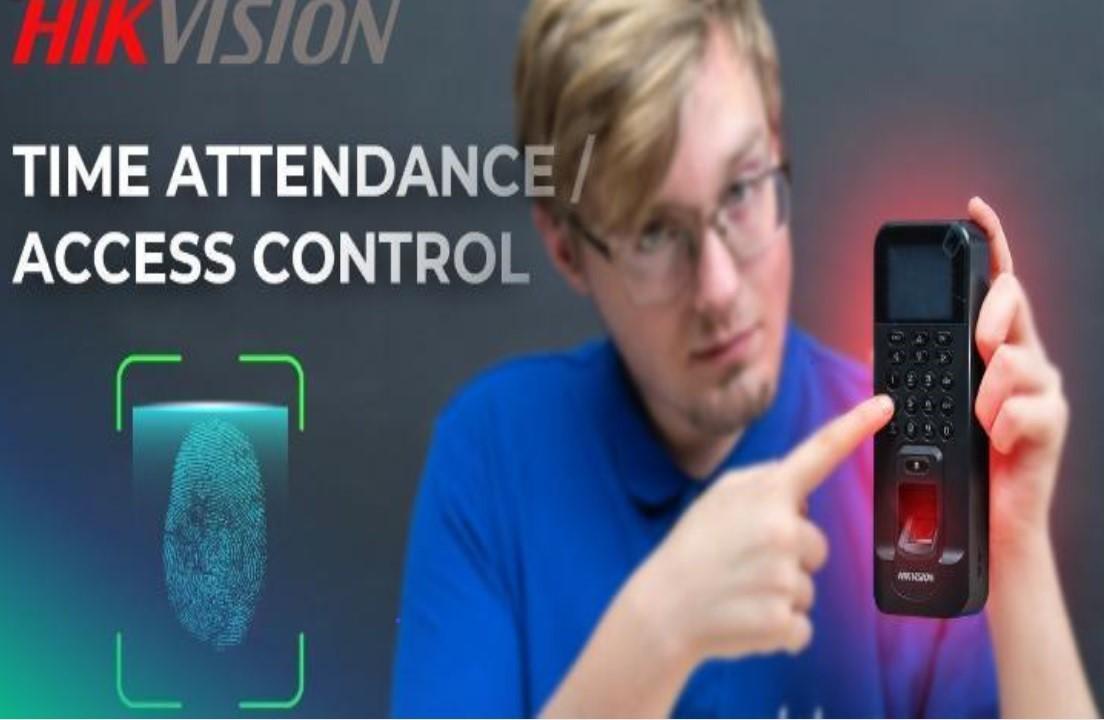 HIKVision Fingerprint T&A