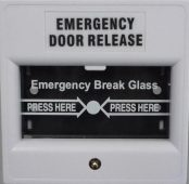 Break glass switch