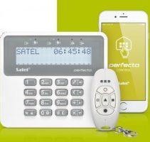 PRF LCD WRL Keypad Keyfob Perfecta Control